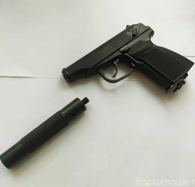 Продам: Пневматический пистолет, МР 654К
