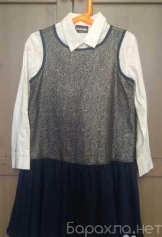 Продам: Праздничное платье Benetton 128-134. Руб