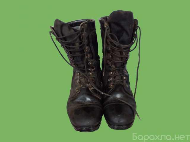 Продам: ботинки армейские бу в хор. состоянии