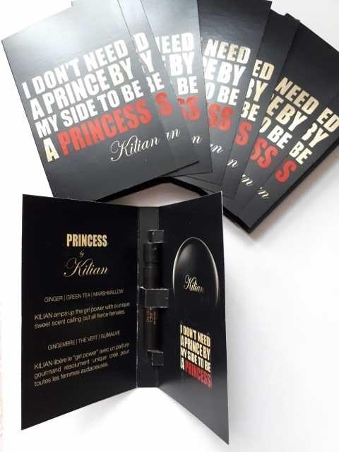 Продам: Пробники парфюмерной воды Princess by Ki