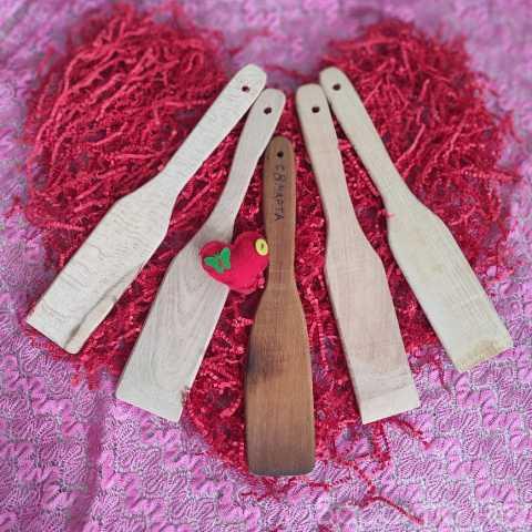 Продам: Деревянная лопаточки