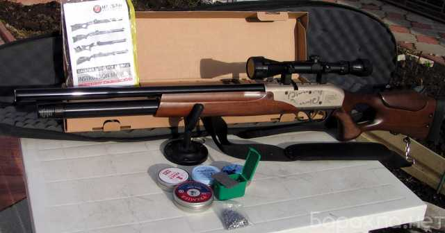 Продам: РСР винтовка Hatsan Galatian Carbin