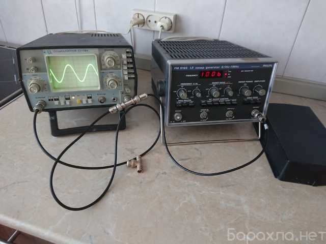 Продам: Осцилограф двухканальный С1-118А