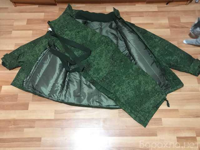 Продам: Военный бушлат со штанами утеплённый (ци