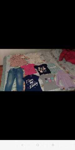 Продам: Вещи на девочку