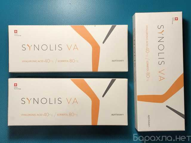 Продам: Синолис /synolis V-a / гиалуроновая кислота