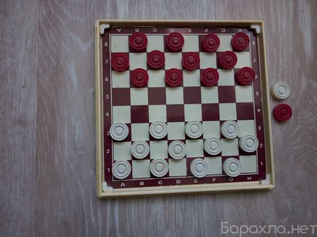Продам: Магнитные шашки