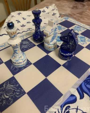 Продам: Шахматы ручная работа