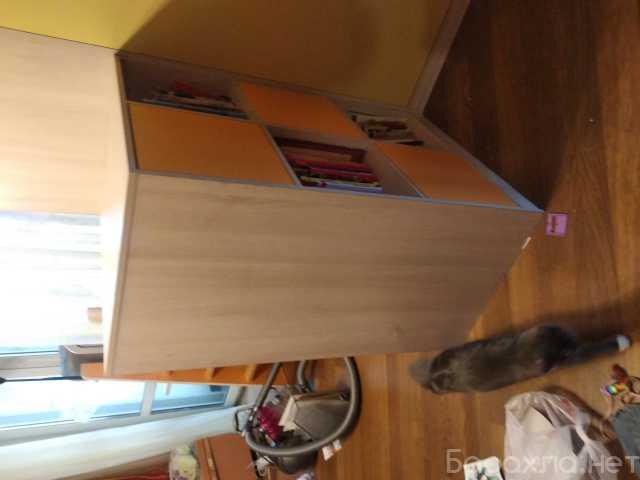 Продам: Шкаф- стеллаж для книг и игрушек