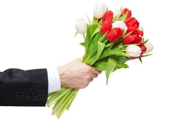 Продам: Доставка цветов по городу Губкин