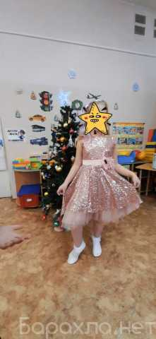 Продам: Платье для девочки новое