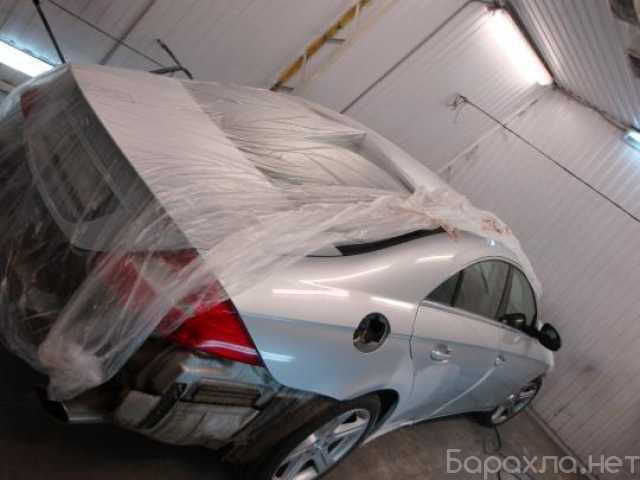 Предложение: Кузовной ремонт автомобилей