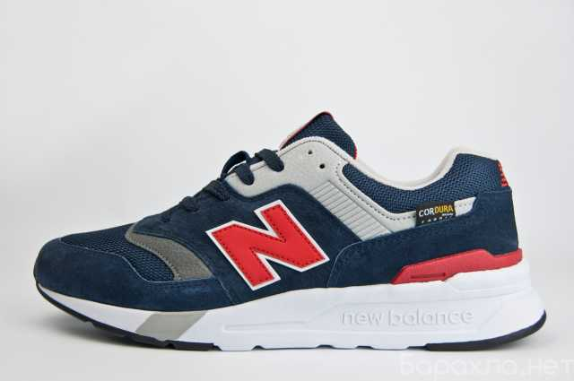 Продам: Кроссовки New Balance 997 Navy / Red (По