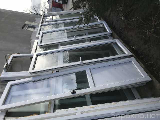 Продам: Пластиковые окна , двери б/у