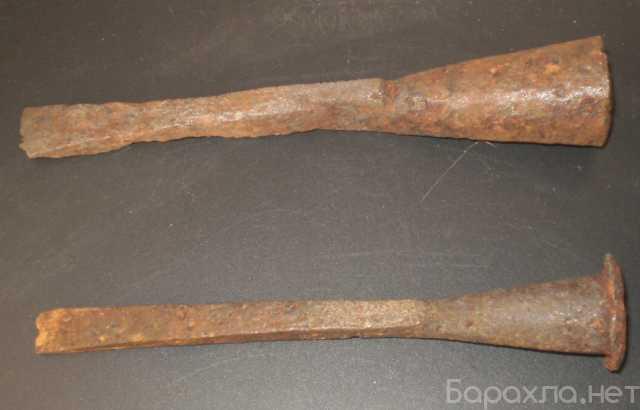 Продам: Старинное долото русское с трубкой