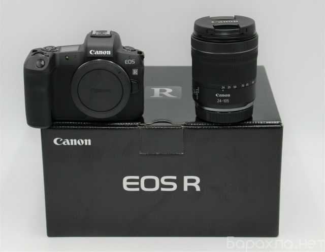 Продам: Canon EOS R Камера с 24-105mm RF обектив