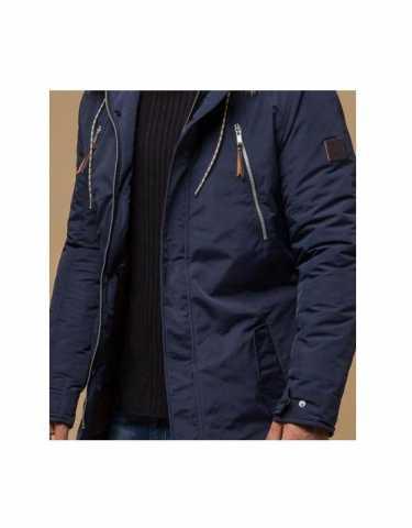 Продам: Градиентная мужская новая куртка с капюш