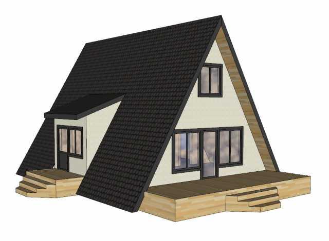 Продам: Строительство садовых домиков СИП