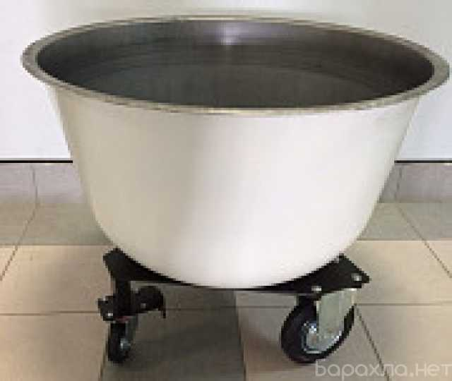 Куплю: Дежи на 140 литров ( нерж.) - Б.У