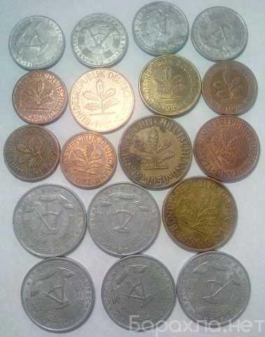 Продам: Набор монет Германия-ГДР. (1950 - 1991)
