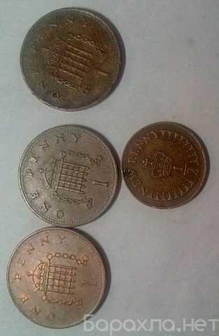 Продам: Набор монет великобритания