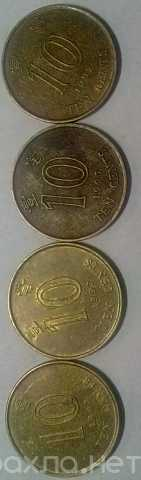 Продам: Набор монет Гонконг 10 центов 1993 - 201