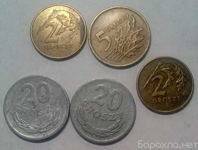 Продам: Набор монет Польша 20 грошей