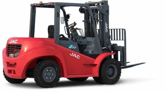 Продам: JAC CPCD50 Вилочный погрузчик г/п 5000 к