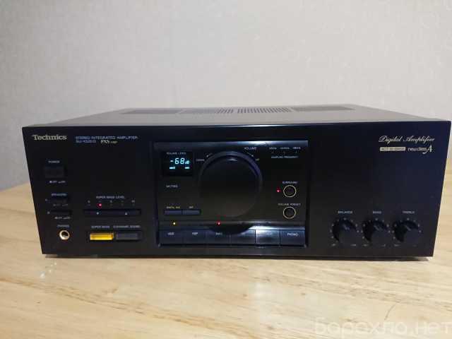 Продам: Усилитель Tehnics SU-X520D Made in Japan