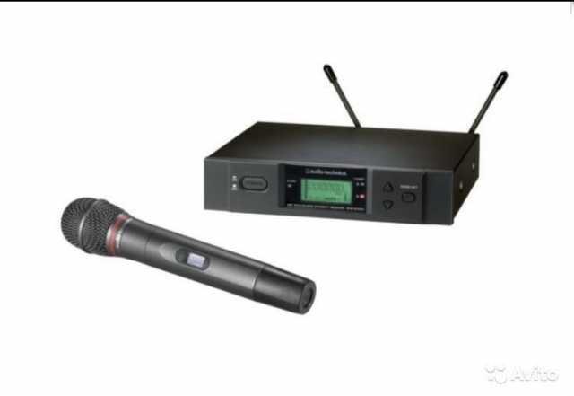 Продам: Радиомикрофон Audio-Technica ATW-C4100