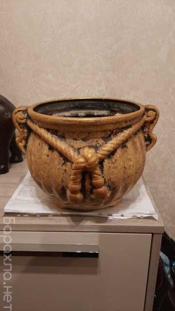 Продам: Кашпо керамика