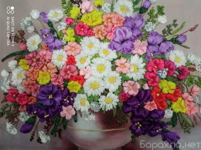 """Продам: картина """"Полевые цветы"""""""