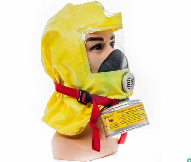 Продам: Газодымозащитный комплект универсальный