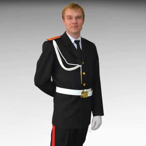 Продам: Костюм кадетский парадный китель и брюки