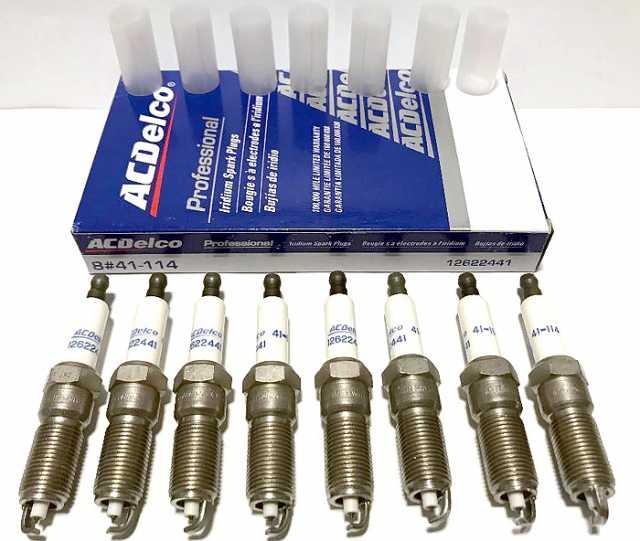 Продам: Иридиевые свечи зажигания ACDelco 41-110
