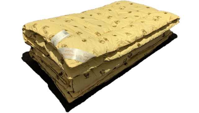 Продам: Одеяла из верблюжьей шерсти