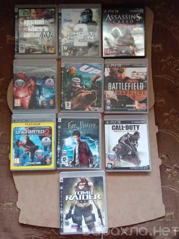 Продам: Продам Диски на приставку PS3