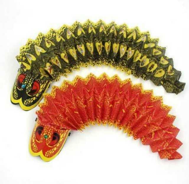 Продам: Марионетка китайский дракон бумажная