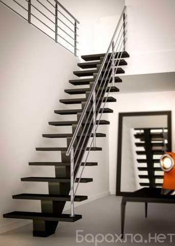 Продам: Каркасы лестничные, лестницы