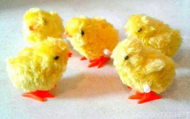 Продам: Цыпленок 7 см заводной новые