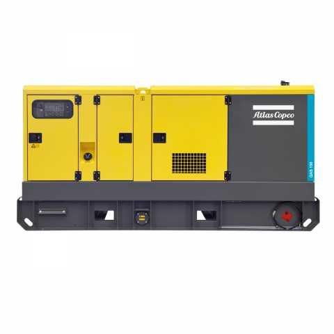Продам: Дизельный генератор Atlas Copco QAS 150