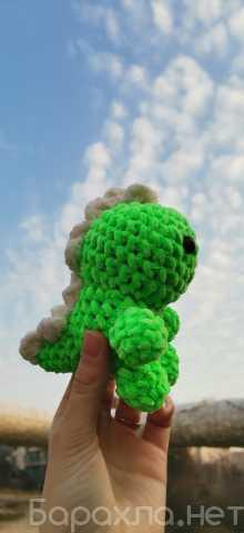 Продам: Вязаная, плюшевая игрушка ручной работы