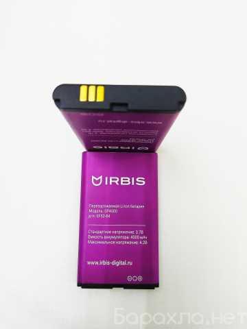 Продам: Аккумулятор Irbis Модель: SP1000 p/n