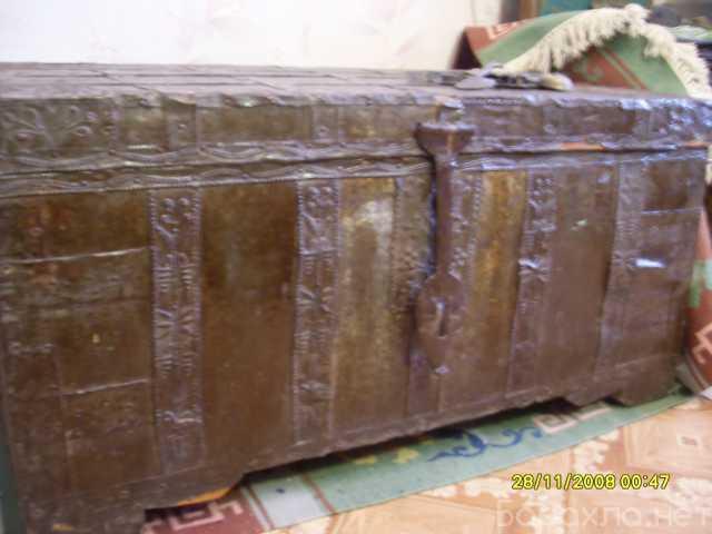 Продам: Старинный сундук