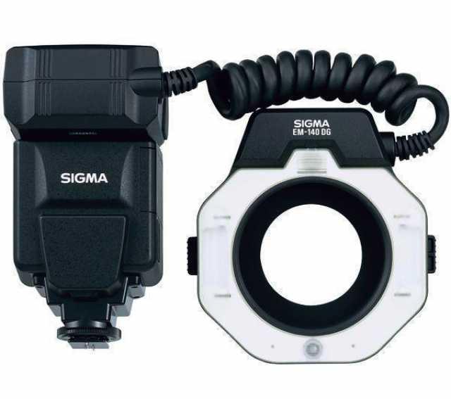 Продам: Вспышка Sigma EM 140 DG Macro