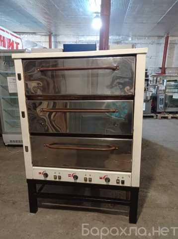 Продам: Печь хлебопекарная Восход ХПЭ-500 б/у