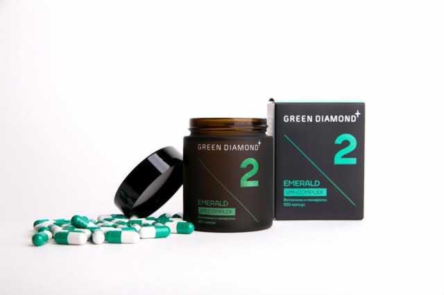 Продам: Витаминно-Минеральный комплекс Emerald