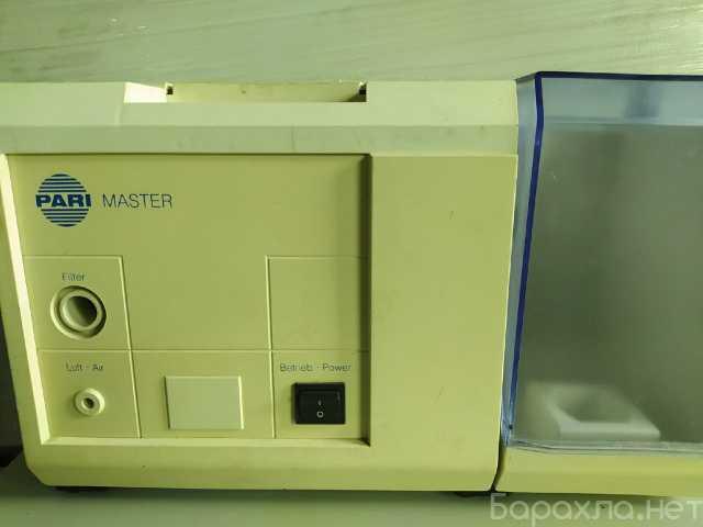 Продам: Ингалятор PARI MASTER