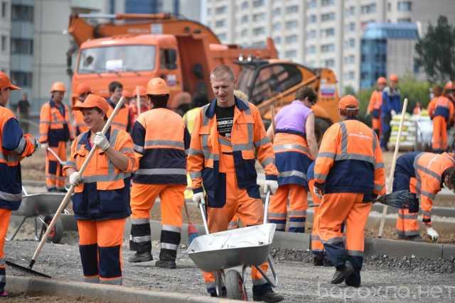 Ищу работу: Разнорабочие от 2 до 50 чел. РФ. РБ