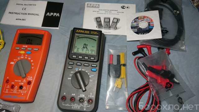 Продам: Мультиметры APPA